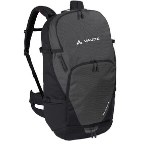 VAUDE Bike Alpin 25+5 Selkäreppu, black